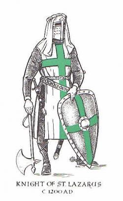 Lazarus knight